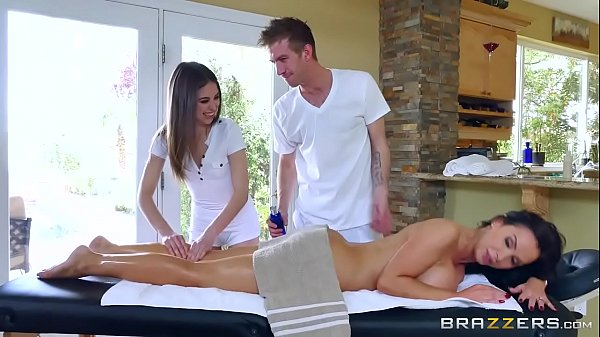 Massagem com sexo orgia em pornox